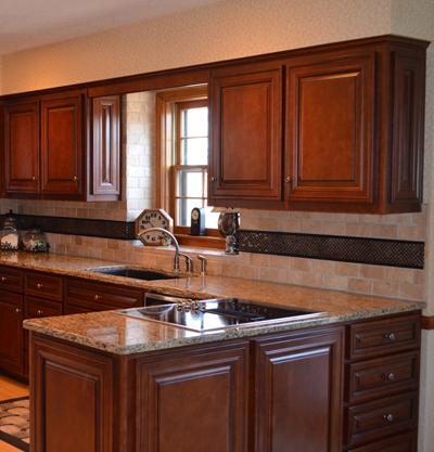 Home Dodson Kitchen Restyling
